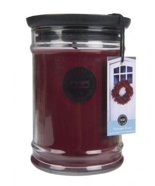 Pomegranate Large Jar Candle Buy on get one free
